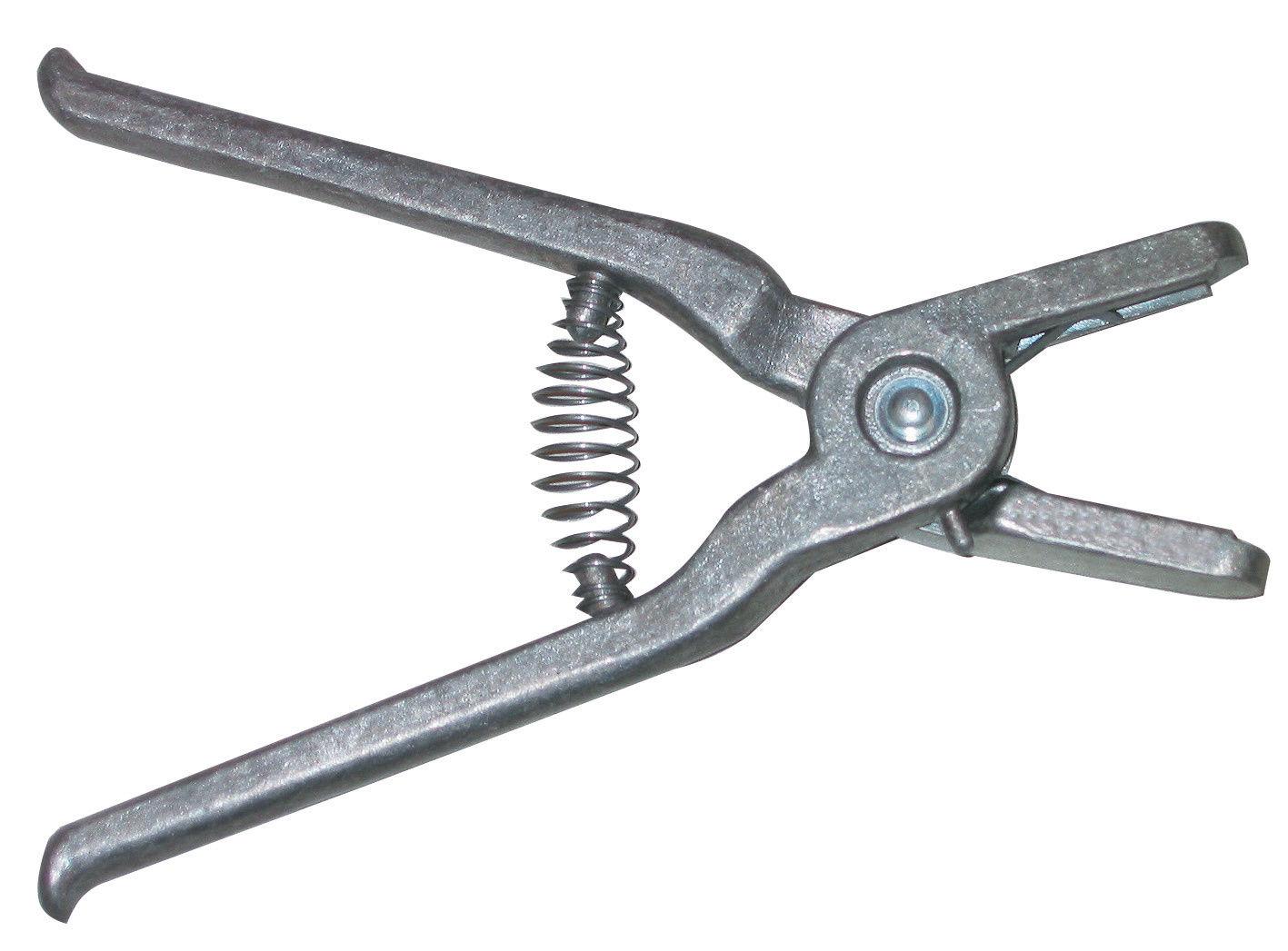 Twintag-Zange Aluminium