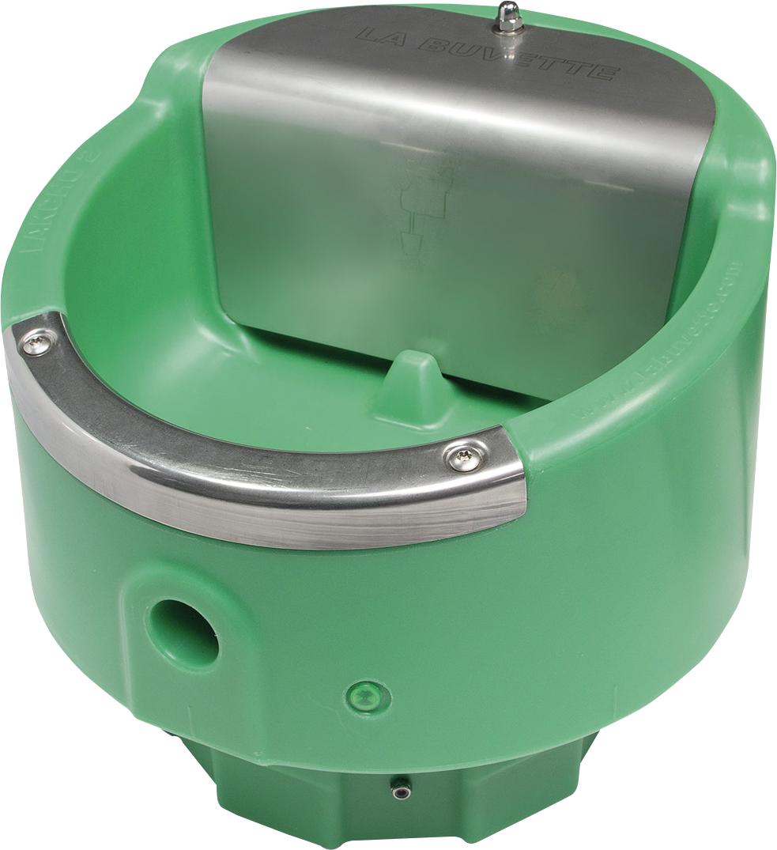 Schwimmerventil-Becken Lakcho 2 beheizbar, 24 Volt / 80 Watt