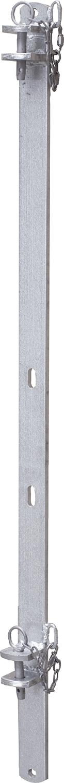 Anschraubleiste, Raster 94 cm Befestigung v. Türen und Abtrennungen
