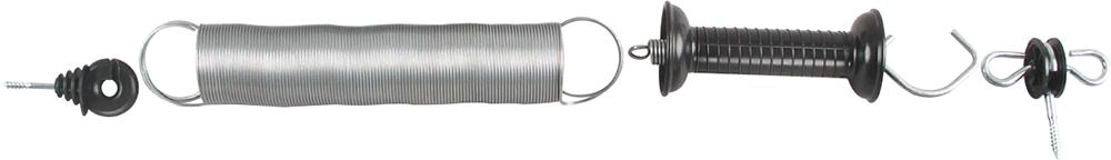Torspannfederset Standard, bis 5 m Breite (Set mit  1 Stück)