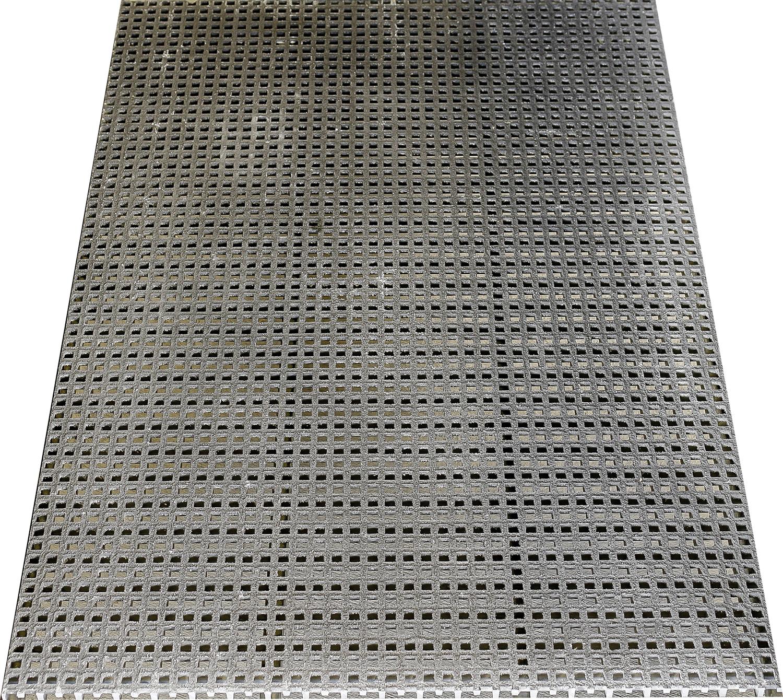 Gitterrost-Boden für Kälber-Auto Mini einteilig, gekörnter Boden,
